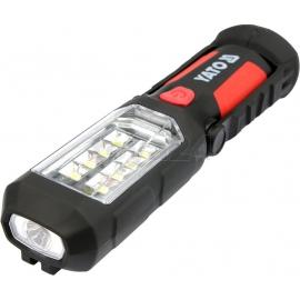 Lampa 8+1 led