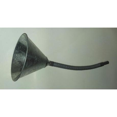 Trychtýř kovový