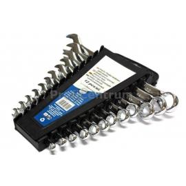 Dílenské klíče 12 kusů 6-22mm