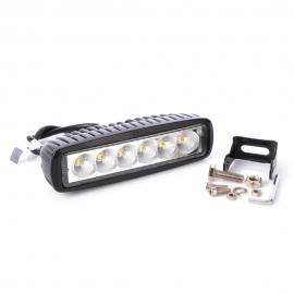 Pracovní světlo 6 x LED 18 W