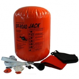 Nafukovací zvedák Air Jack Dragon Winch 4T 75cm