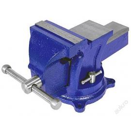 Zámečnický otočný svěrák s kovadlinou 150 mm