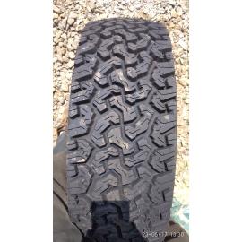Offroad pneu 245 75 16 BF, ranger insa turbo